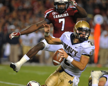 Clowney has fans thinking defensive Heisman winner.