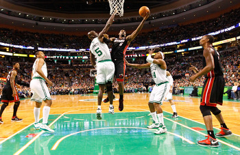 Garnett maintains defensive dominance, even at the age of 36.