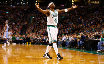 "Jason ""Jet"" Terry relishes his scoring opportunities off the Celtics' bench."