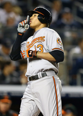 Machado showed whispers of potential last season, could 2013 be the year he wakes up?