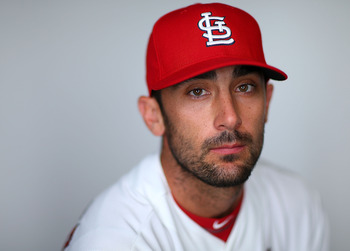 Matt Carpenter could see himself as an everyday player in St. Louis.
