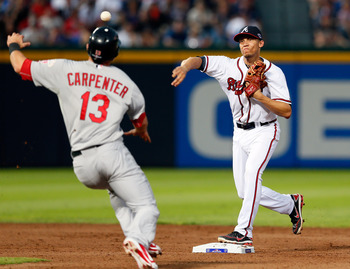 Andrelton Simmons could be the Braves' next great infielder.