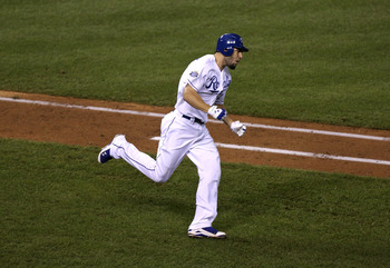 Eric Hosmer is a big piece of the Royals future.
