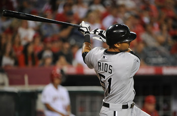 Alex Rios is coming off a career year.