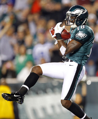Philadelphia Eagles wide receiver Jeremy Maclin.