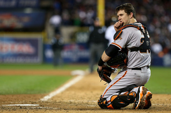 Buster Posey is what we thought Joe Mauer would be.