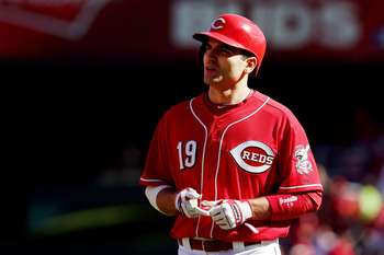 Despite missing over 50 games, Votto hit .337 with 44 doubles and a 1.041 OPS.