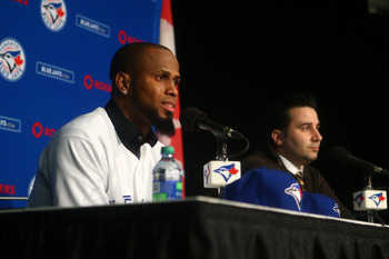 Jose Reyes (left) highlights one of the two blockbuster trades the Blue Jays pulled off this offseason, turning the franchise around.