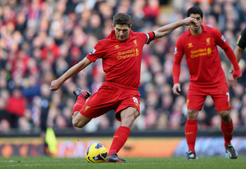 To get the best out of Gerrard, he needs to play in a 4-4-2 system