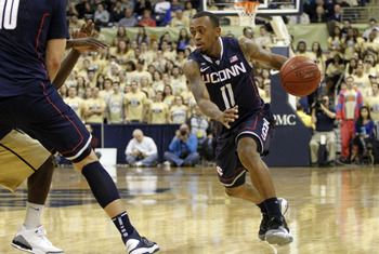 Boatright and Napier did nothing against Villanova.