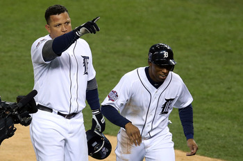 Austin Jackson in front of Miguel Cabrera is a good combo.
