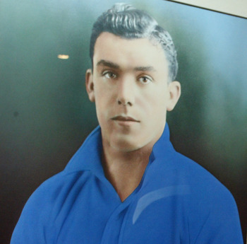William Ralph Dean is Everton's greatest icon.