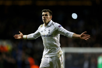 Bale may not fancy playing left-back at Barca.