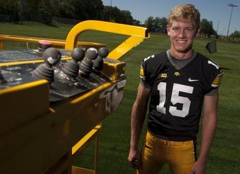 Jake Rudock via KCRG.com