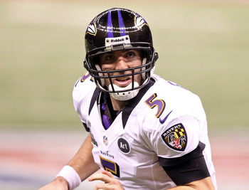Will the Ravens use the franchise tag on Joe Flacco?