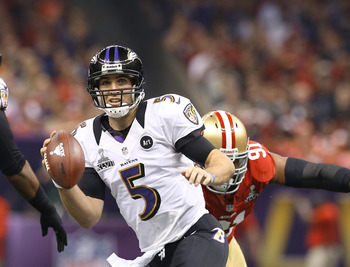 If all else fails, the Ravens will use the franchise tag on Flacco.