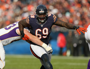 Henry Melton is the focal point of the Bears offseason.