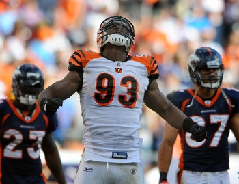 Michael Johnson is one of two crucial pieces the Bengals must bring back.