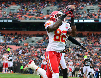 Dwayne Bowe will see the franchise tag for the second straight year if no deal is reached.