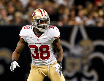 Dashon Goldson is in danger of being franchise tagged for the second year in a row.