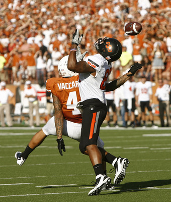 Kenny Vaccaro is one of the best safety prospects in the 2013 draft and a possible first-round selection of the Bengals.
