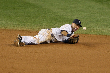Jeter will be cautious on his ankle for much of the season.