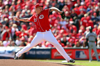 Latos will be an integral part to one of the best rotations in the league.