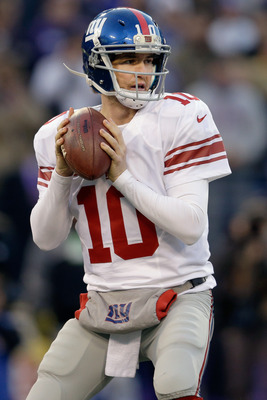 Nobody will matter more to the Giants in 2013 than their Eli Manning, who was too inconsistent last season.