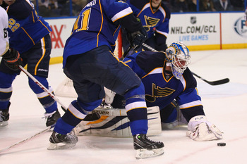 The St. Louis Blues have hit somewhat of a rut in February.