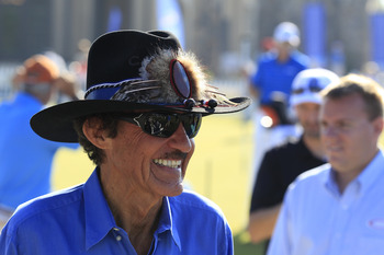 Richard Petty won the 1974 Daytona 450...uh, err, Daytona 500.