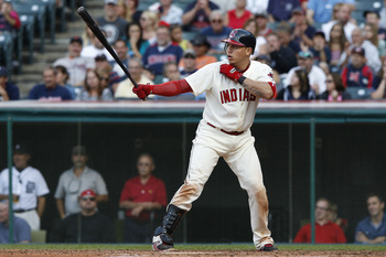 Cabrera has a lot of power for a shortstop, and he will establish himself right away on a revamped Indians team.