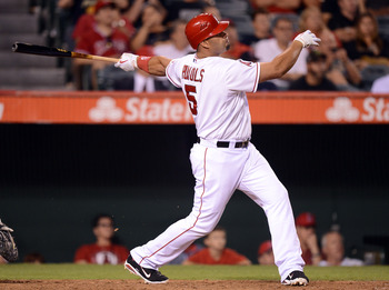 Pujols found his groove mid-2012, and he will continue that form all the way through an MVP-caliber 2013.