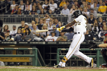 McCutchen's quick bat led to a breakout 2012 year, and he will prove in 2013 that was no fluke.
