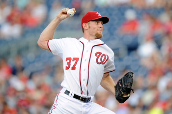 Strasburg will have a chip on his shoulder in 2013, after openly griping about being shut down in 2012.