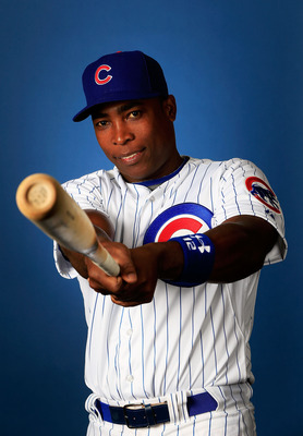 Veteran OF Soriano looks to keep his trade stock high.
