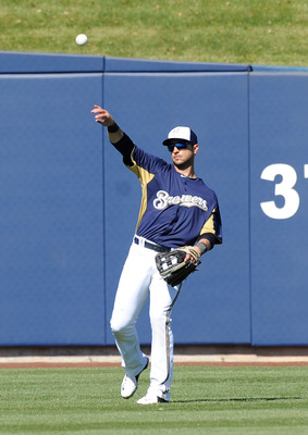 Ryan Braun looks to have another MVP-caliber season, despite new steroid alegations.