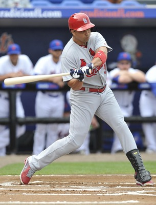 The Cards' secret to success lies in the health of Beltran.