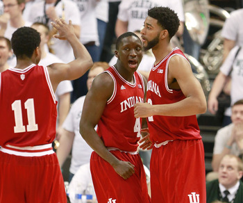 The Hoosiers aren't afraid to play away from Assembly Hall.