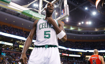 Don't expect to see Garnett in Clippers' red, white and blue