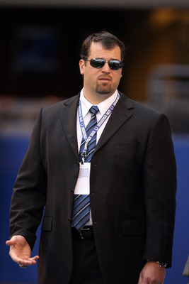 The Blues Brothers got nothin' on the Colts GM.