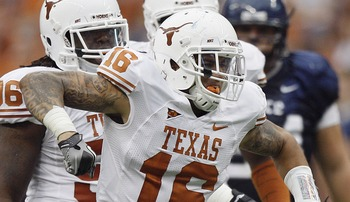 Kenny Vaccaro would be a perfect fit for Cincinnati—if he falls that far.