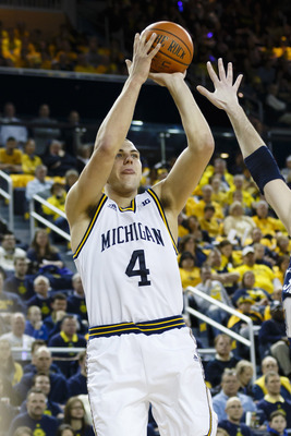 Freshman big man Mitch McGary will play a vital role in Michigan's tilt with Illinois.