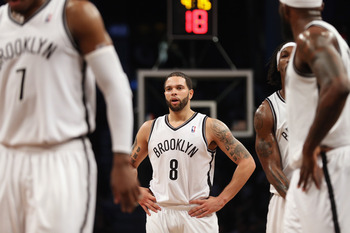 Deron Williams and the Nets are looking for one more player to make a title run