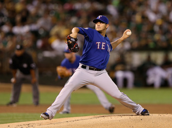 Martin Perez's stock has been up and down, but the quality of his stuff is still there.