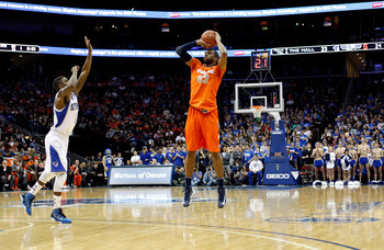 Sharpshooter James Southerland