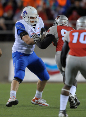 Redshirt senior Spencer Gerke will look to assume a starter's role after being resigned to a backup job in 2012.