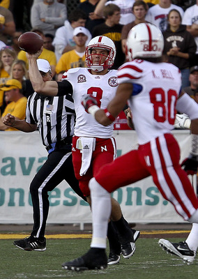 Taylor Martinez and Kenny Bell