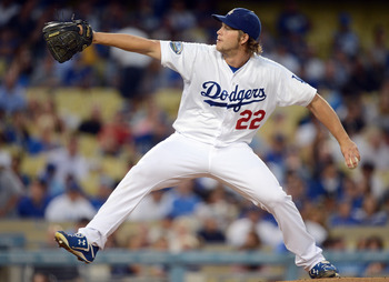 SP Clayton Kershaw