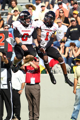Jordan Lynch and Martel Moore