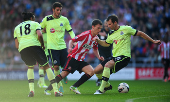 The Tyne-Wear derby is fiercely competitive between both players and fans.